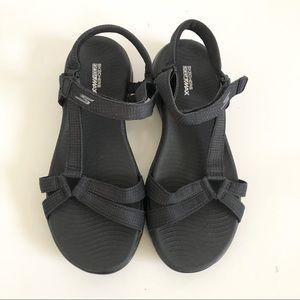 Skechers On The Go Performance Sport Sandals Sz 9
